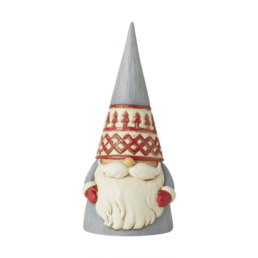 Heartwood Creek By Jim Shore God Jul! (Nordic Noel Holiday Gnome Figurine)
