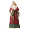 Let Goodwill Ring - Santa with Bells Figurine - Heartwood Creek by Jim Shore