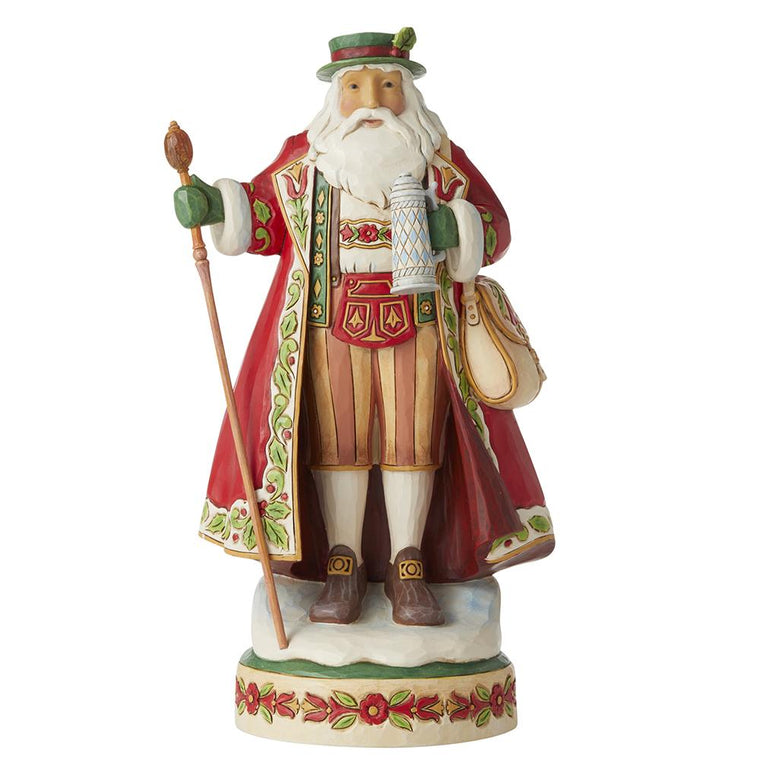 Heartwood Creek by Jim Shore Herr Winter (German Santa Figurine)