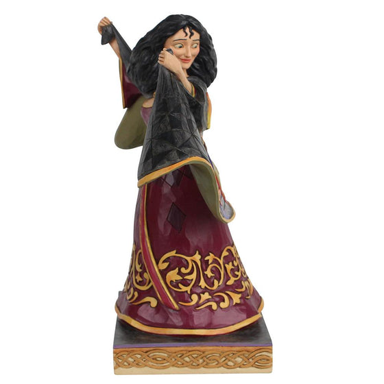 Mother Gothel with Rapunzel Scene Figurine - Disney Traditions by Jim Shore