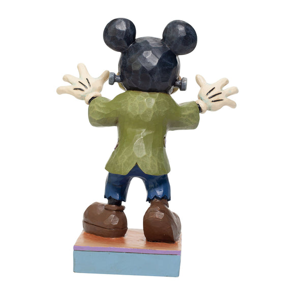 Creature Feature (Halloween Mickey Mouse Figurine)- Disney Tradition by Jim Shore