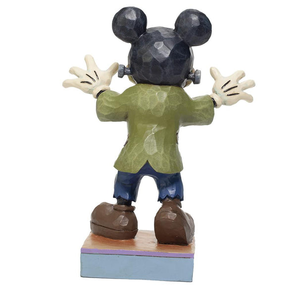 Disney Tradition by Jim Shore Halloween Mickey Figurine