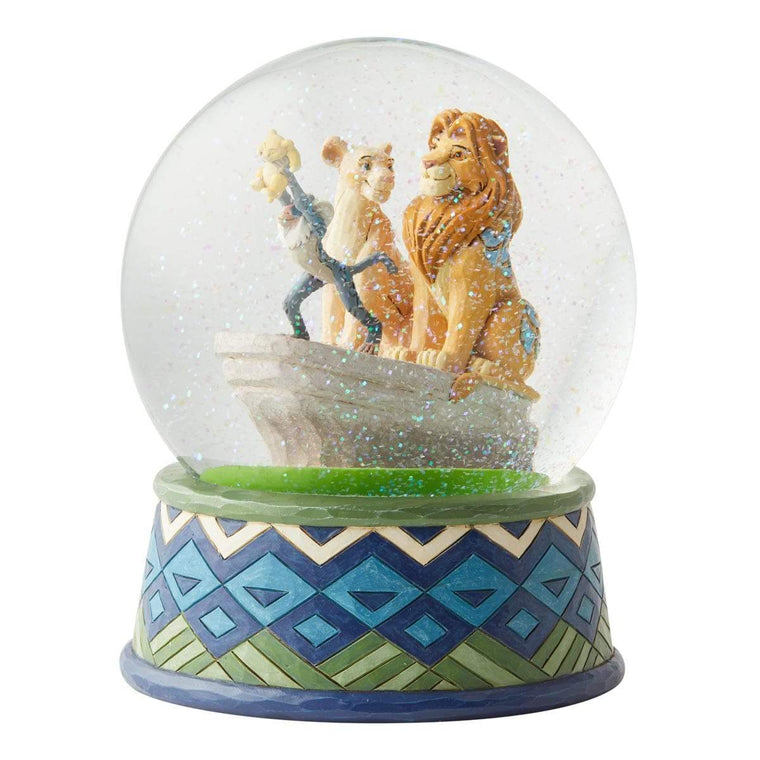 Disney Traditions by Jim Shore Lion King Waterball