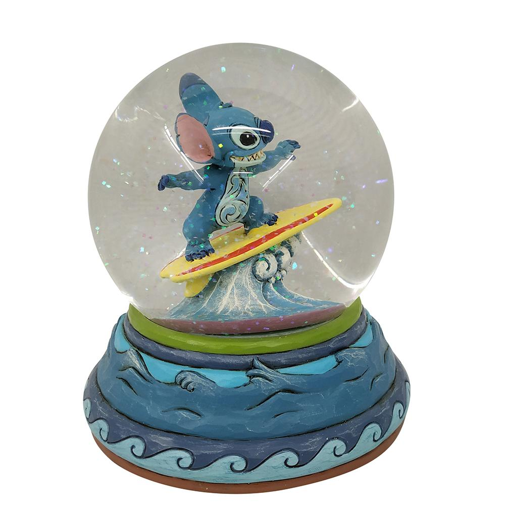 Disney Traditions by Jim Shore Stitch Waterball