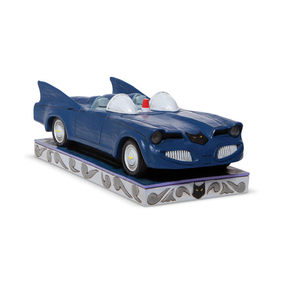 Batmobile Figurine - DC Comics by Jim Shore