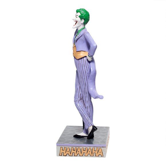 The Joker Figurine - DC Comics by Jim Shore