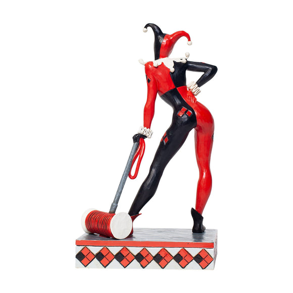 Harley Quinn Figurine - DC Comics by Jim Shore