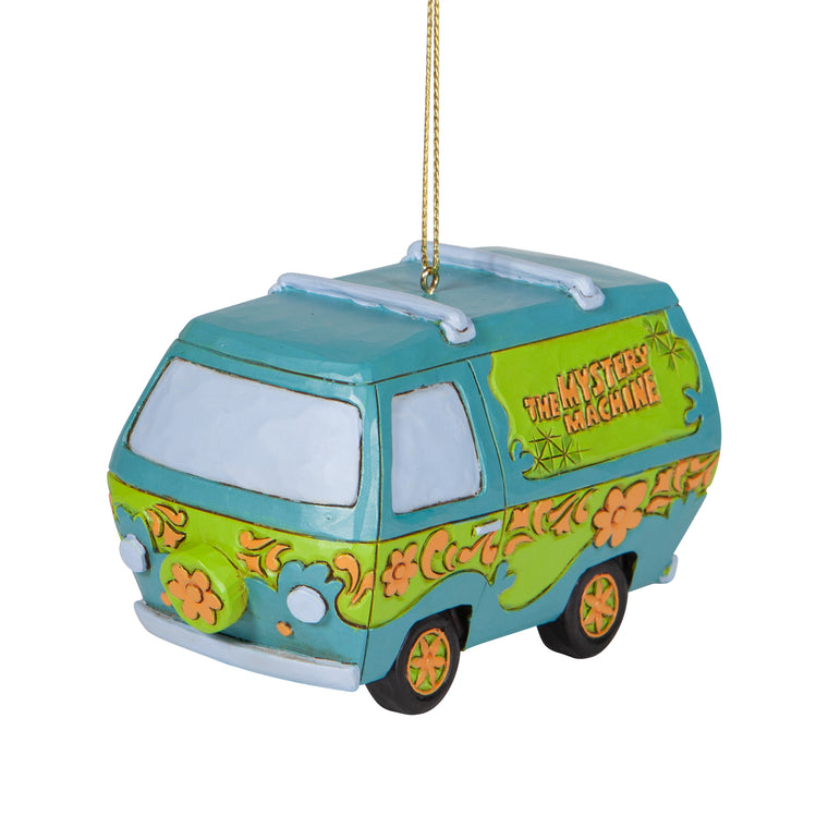Mystery Machine Hanging Ornament - Scooby Doo by Jim Shore