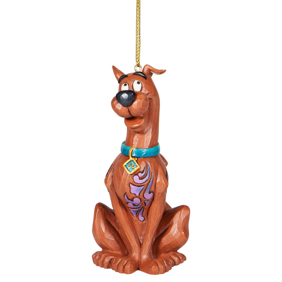 Scooby Doo Hanging Ornament - Scooby Doo by Jim Shore
