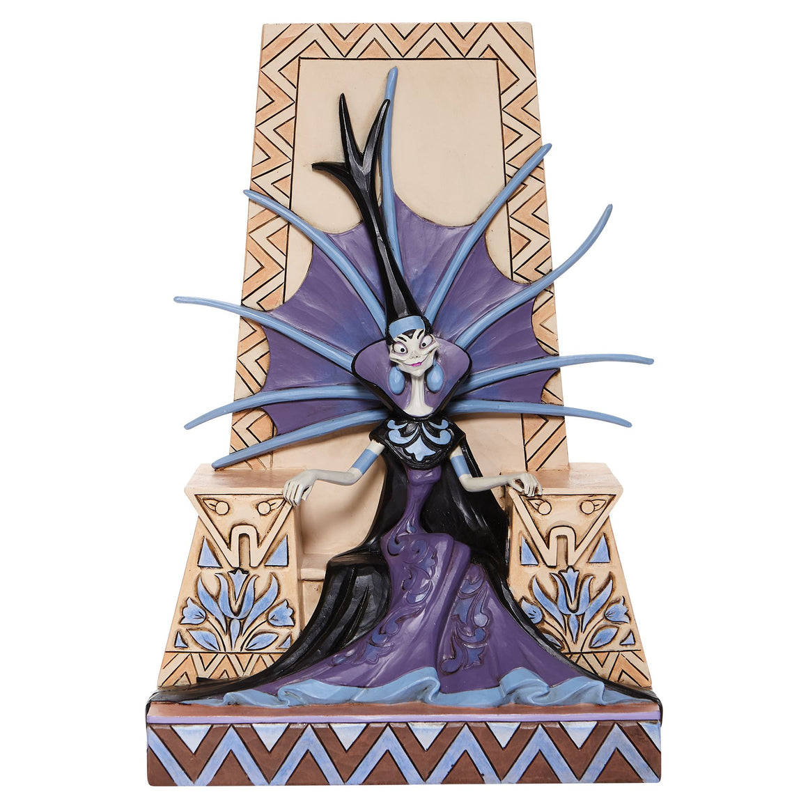 Emaciated Evil - Villain Yzma Figurine -  Disney Traditions by Jim Shore