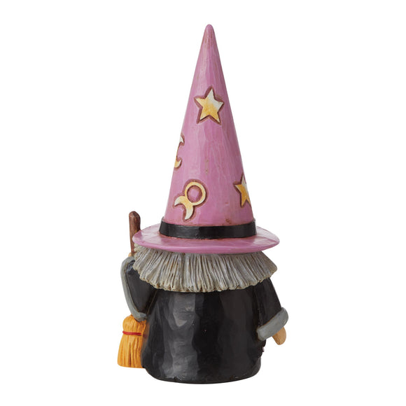 Witch Gnome Figurine - Heartwood Creek by Jim Shore