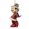 Disney Traditions by Jim Shore Sugar Coated Minnie Mouse - Hanging Ornament