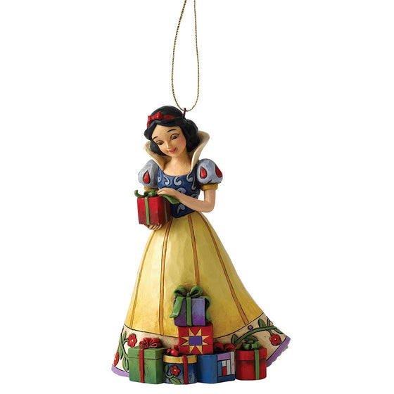 Snow White Hanging Ornament - Disney Traditions by Jim Shore