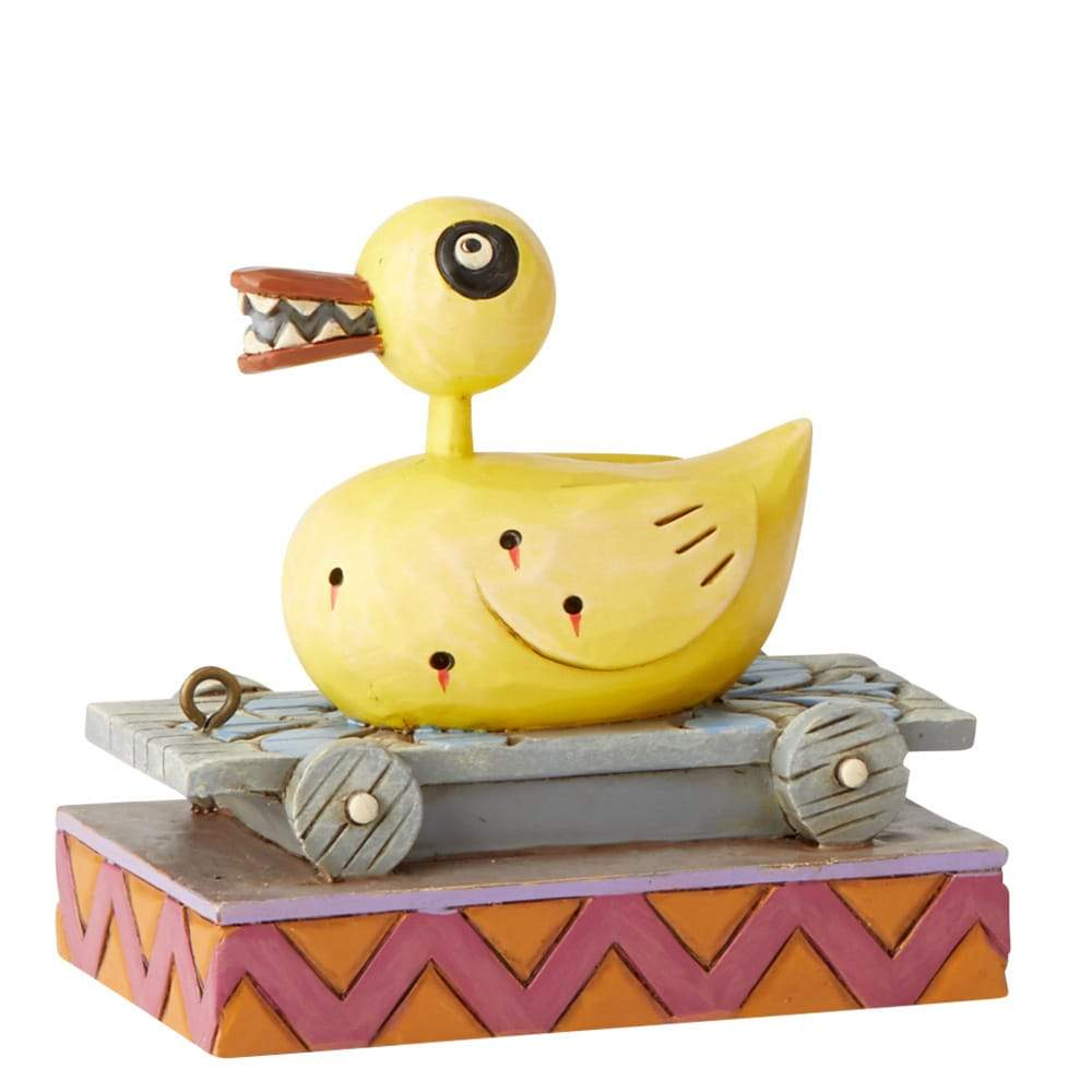Killer Duck Figurine - Disney Traditions by Jim Shore