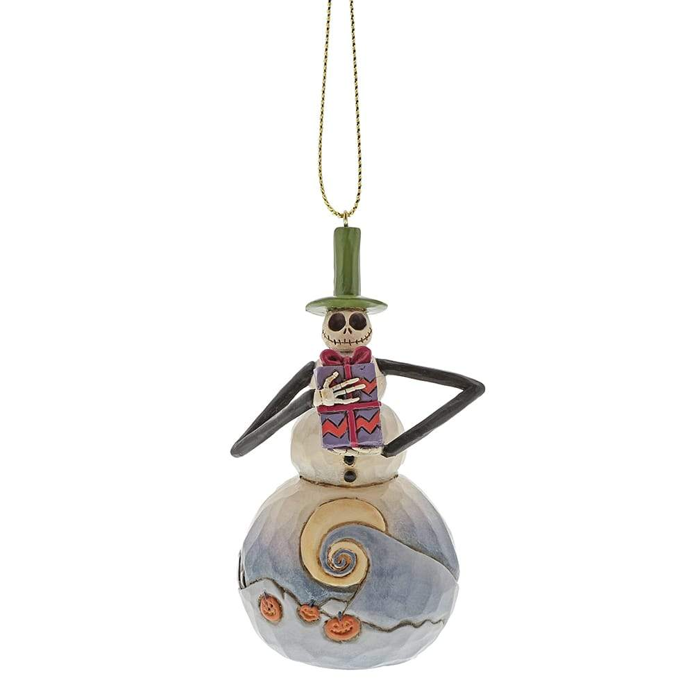Jack Hanging Ornament - Disney Traditions by Jim Shore