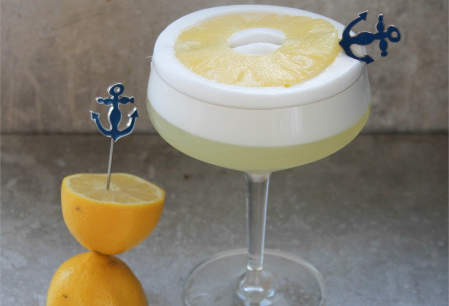 Cocktail Ananas Disidratato