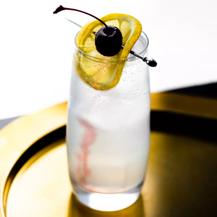 Amuerte Tom Collins
