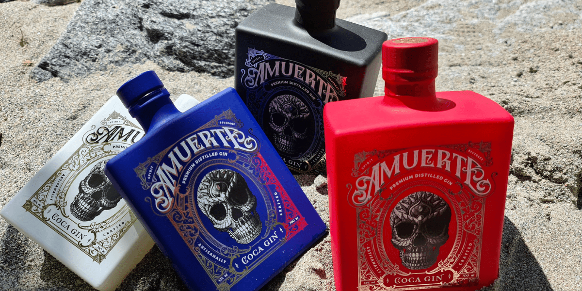Amuerte Gin Collection