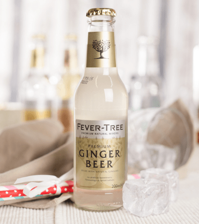 FEVER-TREE GINGER BEER TONIC WATER