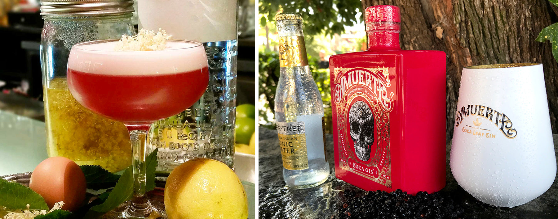 THE NEW AMUERTE RED COCKTAIL WITH TASMANIAN PEPPER