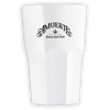4x WHITE LONG DRINK PLASTIC CUP (4096118456409)