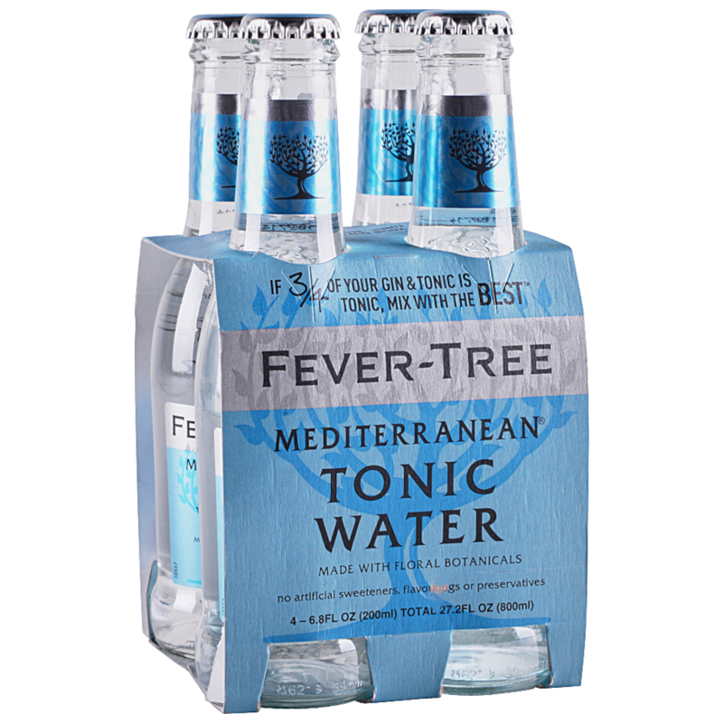 Fever-Tree Mediterranean Tonic Water (2124205293657)