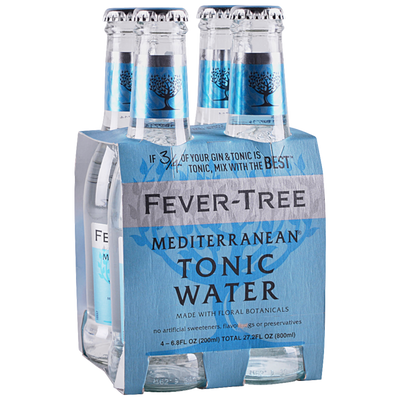 Fever-Tree Mediterranean Tonic Water