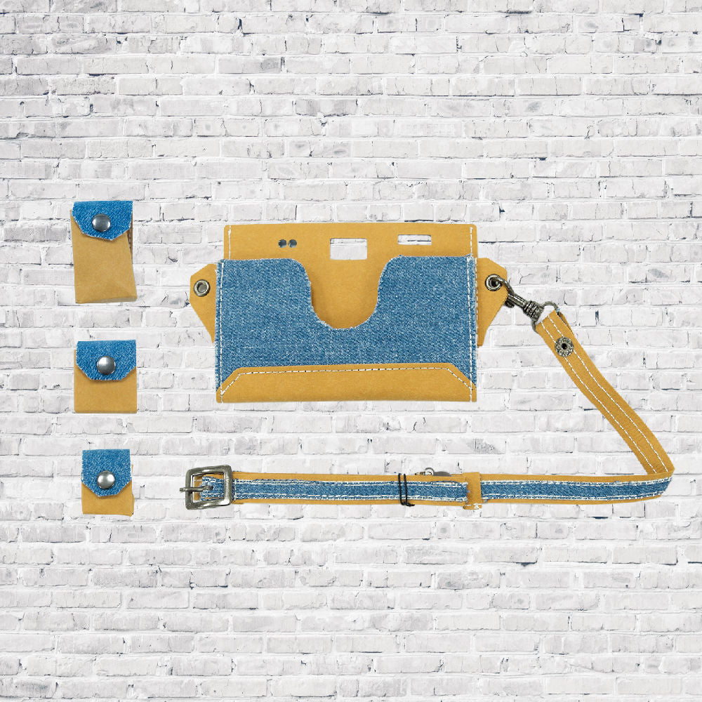 CAMERA BAG - DENIM
