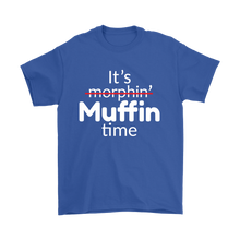 It's Morphin' ... Muffin Time Dark Unisex T-shirt