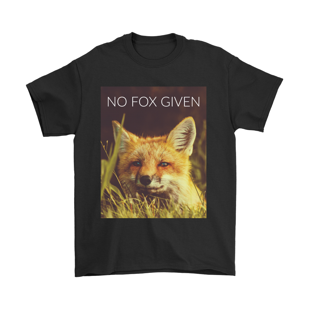 No Fox Given Unisex T-Shirt