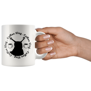 Coffee Slug - Slut Pun Coffee Mug