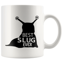 Best Slug Ever Slut Pun Cofee Mug