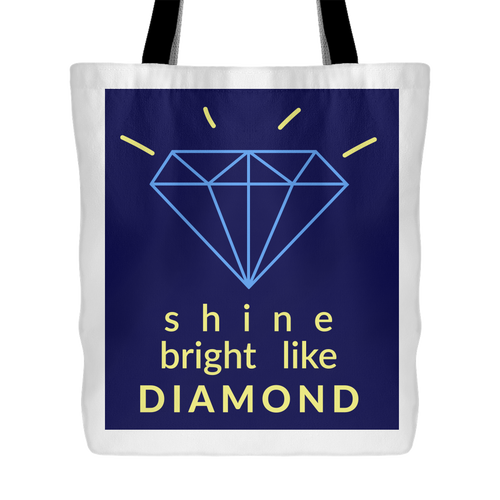 Shine Bright Like Diamond Bag