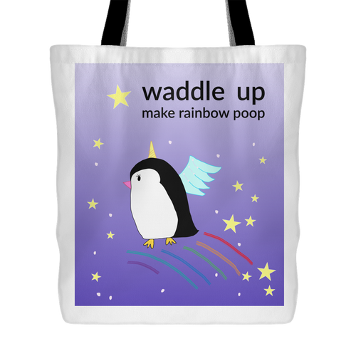 Magical Unicorn Penguin Bag