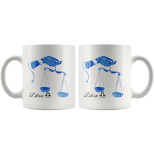 Libra Mug - Watercolor Design
