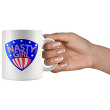 Nasty Girl Land of Freedom America Coffee Mug