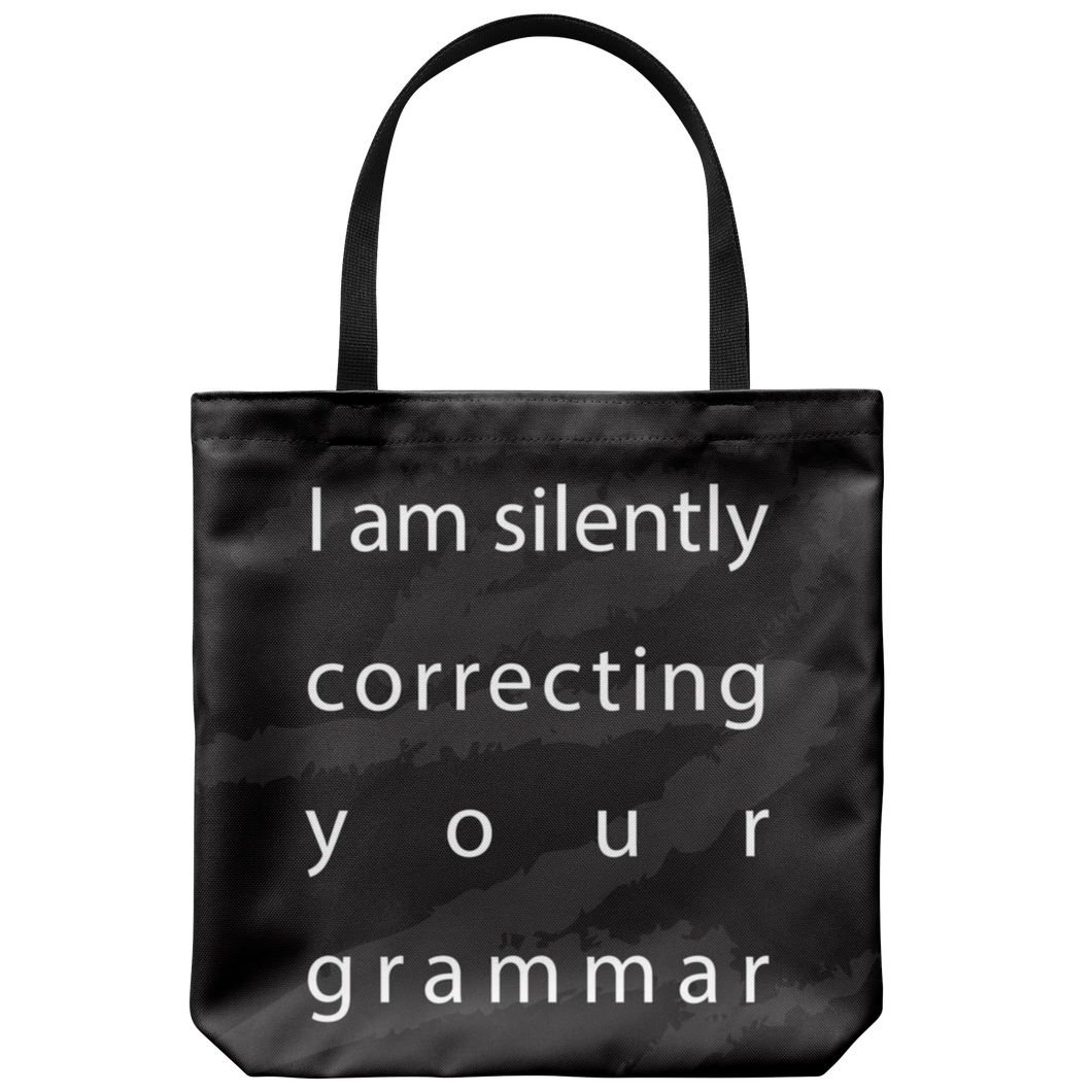 Funny English Teacher Tote Bag