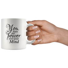 You Have the Power Over Your Mind - Marcus Aurelius Mug (Without Author's Name)
