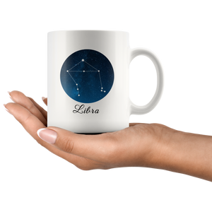Libra Constellation - Libra Mug