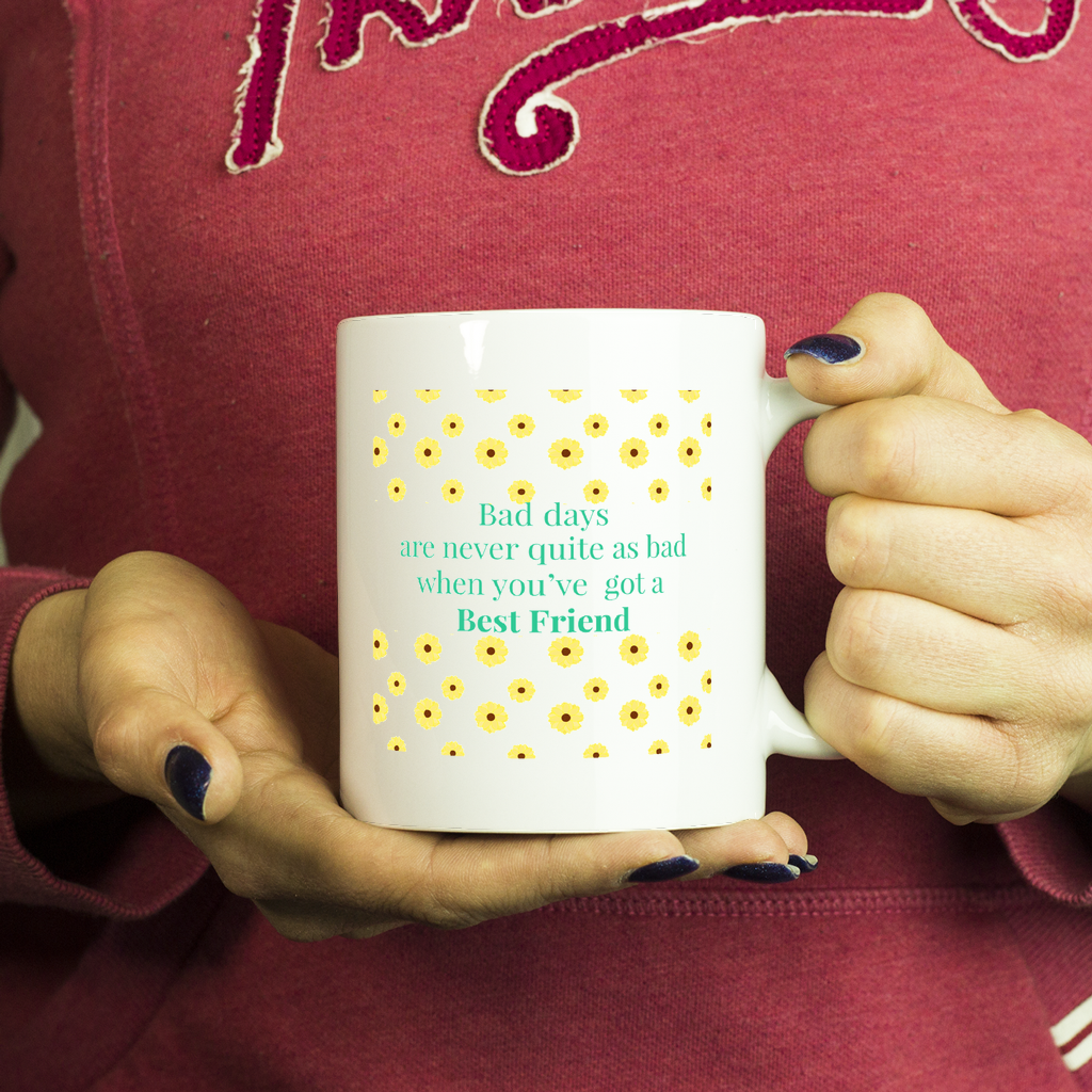 Best Friend Quote Mug