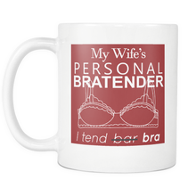 My Wife's Personal Bratender Funny Mug