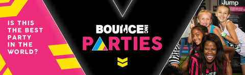 BOUNCE Parties Black Friday Special