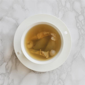 Double-Boiled Chicken Soup