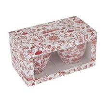 Faux Chinese Tea Cup Set of 2 in Gift Box (HK Collection)