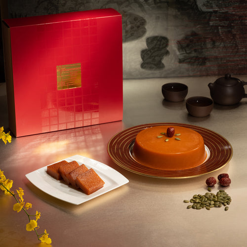 [Early Bird Offer] Lung King Heen Lunar New Year Pudding with Coconut Milk - 15% Savings