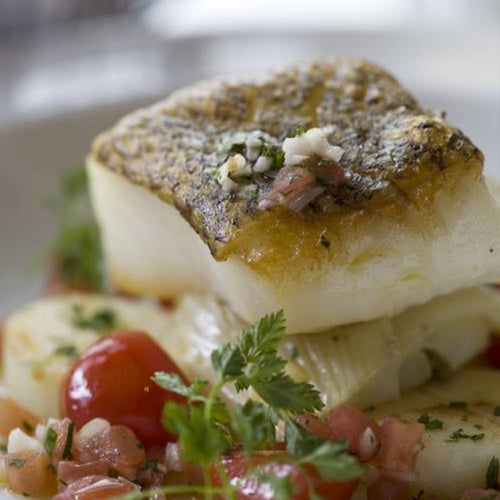 Pan Roasted Chilean Sea Bass