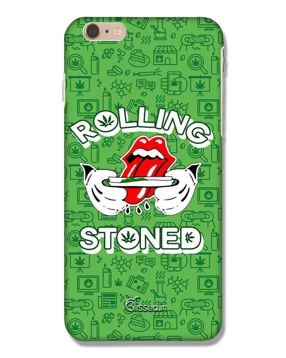 Rolling Stoned | iphone 6 Plus Phone Case