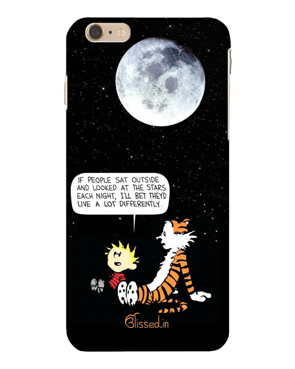Calvin's Life Wisdom | iPhone 6 Plus Phone Case
