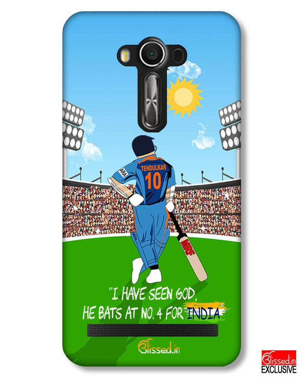 Tribute to Sachin | Asus ZenFone 2 Laser (ZE550KL) Phone Case