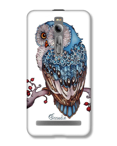 Blue Owl | ASUS Zenfone 2 Phone Case